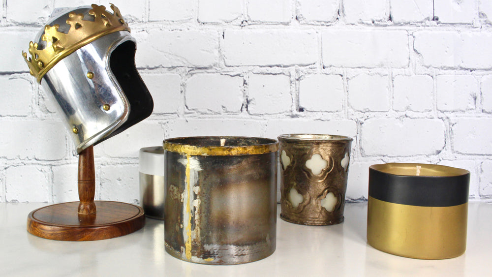 Wood Premium Candle - Spark Candles