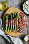 ASPARAGUS ROLLED