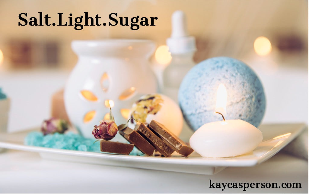 Salt, Light, Sugar