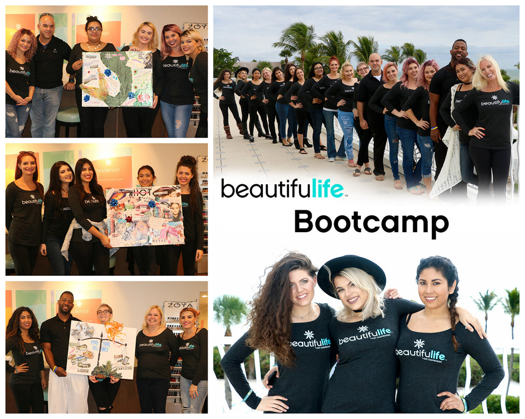 Beautifulife - Bootcamp