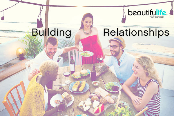 Beautifulife - Building Relationships