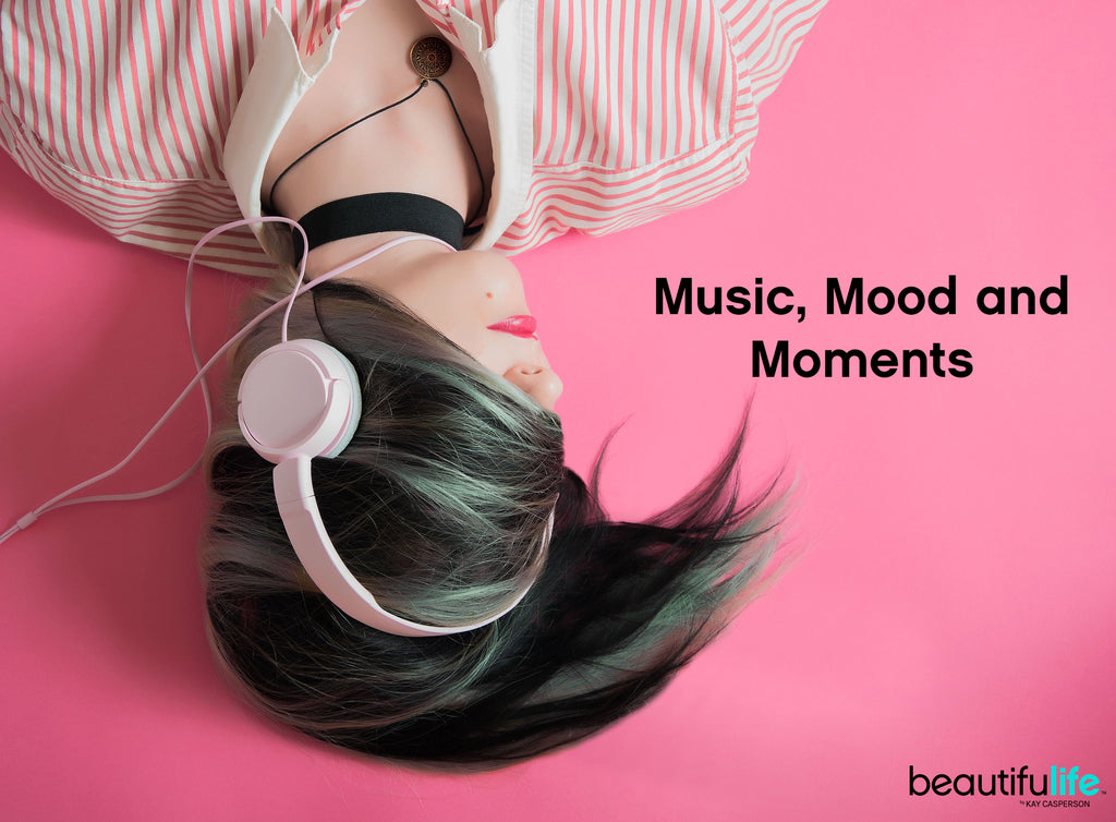 Music, Moods and Moments
