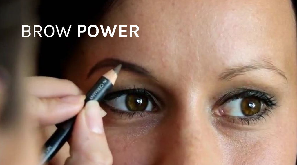 Brow Power, BeautifuLife Blog, Makeup by Kay Casperson tutorial
