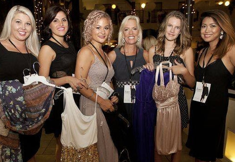 Team Kay at the 2015 Love That Dress! Lee Country Event