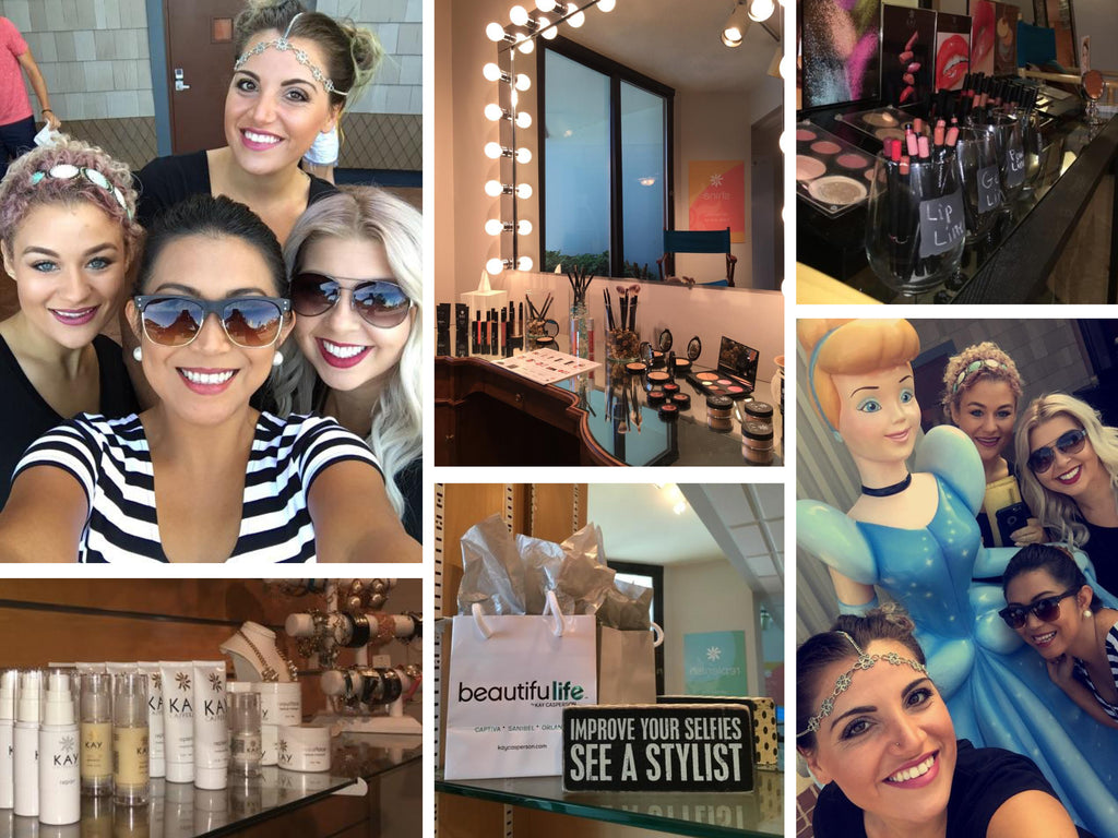 Orlando Kay Casperson Spa, Salon + Boutique