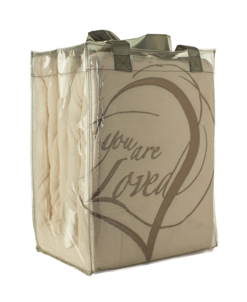 'You are Loved' Blanket
