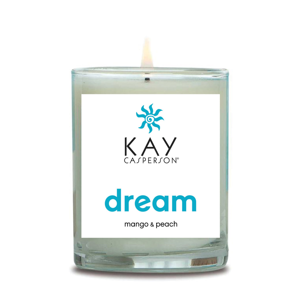 Dream (Mango + Peach) Soy Candle