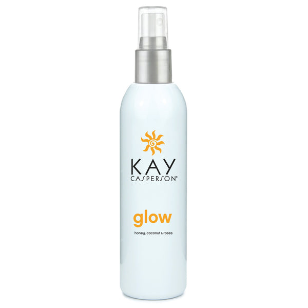 Glow (Honey + Coconut + Rose) Room Spray