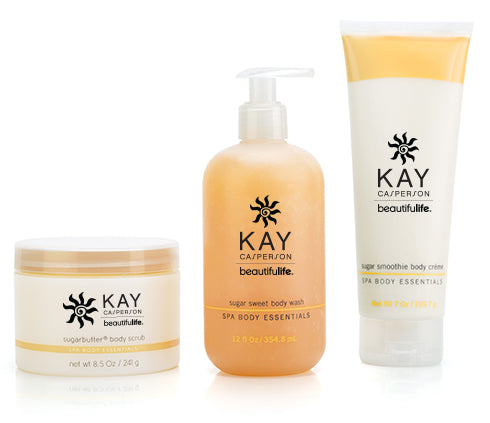Sugar Body Care Kit