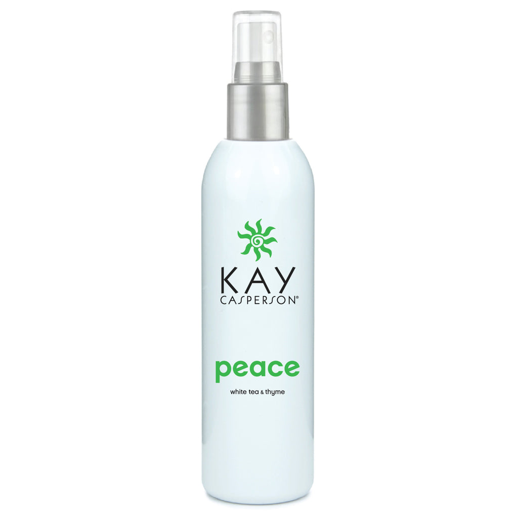 Peace (White Tea + Thyme) Room Spray