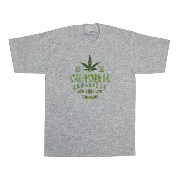 Legalized T-Shirt (Gray)
