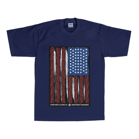 2nd Amendment T-Shirt (Navy)