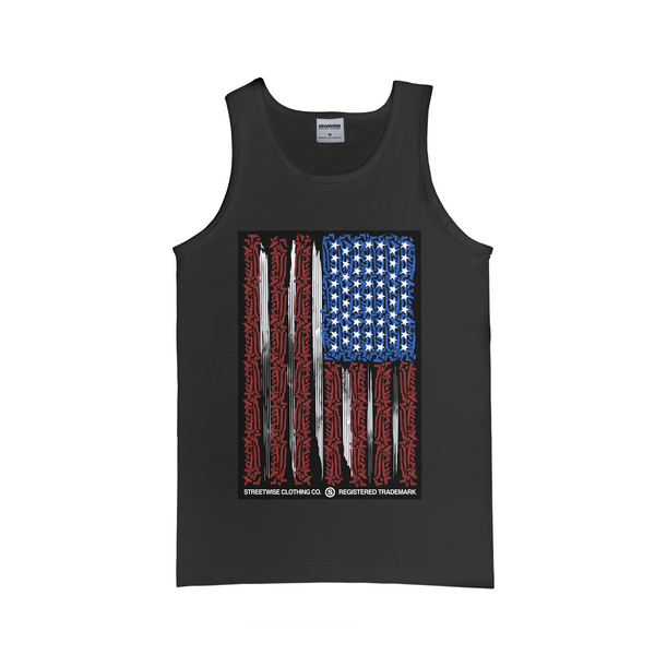 2nd Amendment Tank (Black)