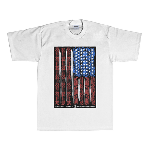 2nd Amendment T-Shirt (White)
