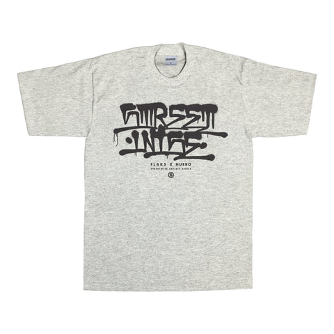 Back Alley T-Shirt (Gray)
