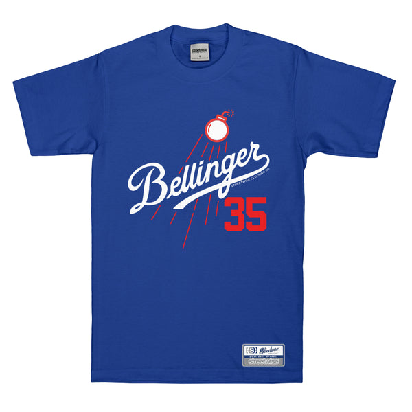 Belli Bombs T-Shirt (Royal)