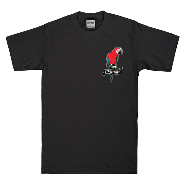 Bird Life T-Shirt (Black)