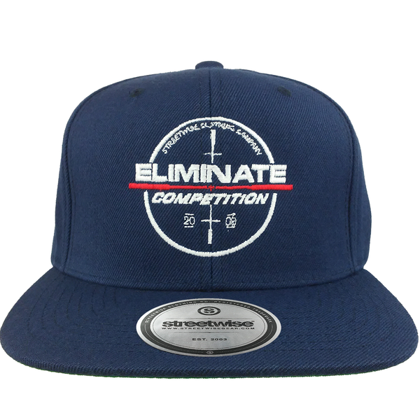 Competition Snapback (Navy)