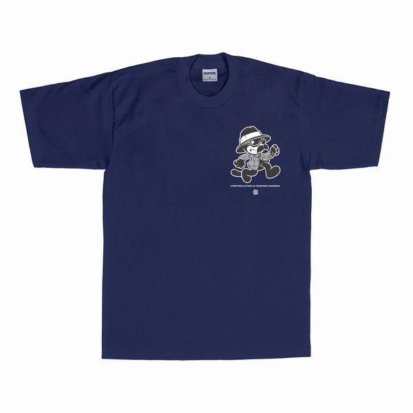 Cool Cat T-Shirt (Navy)