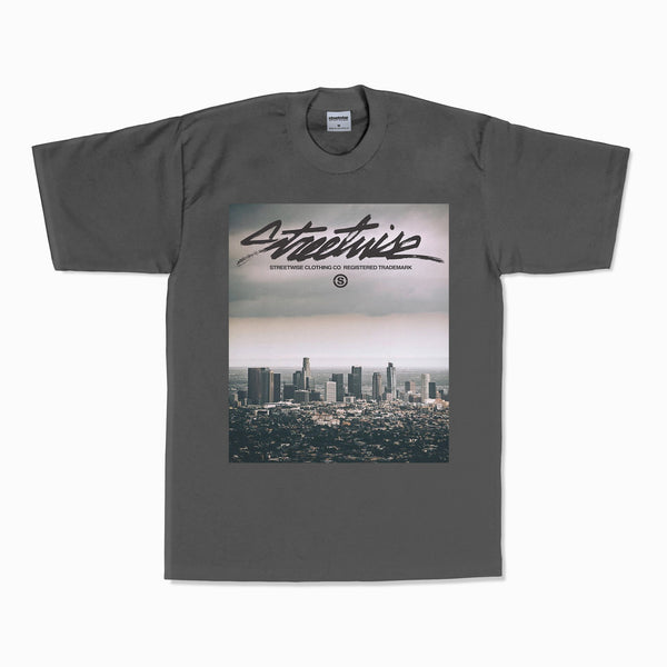 Downtown T-Shirt (Charcoal)