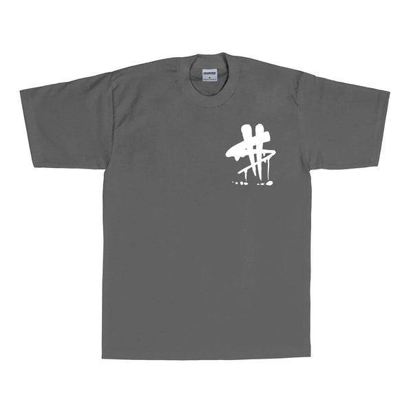 Drippin' T-Shirt (Charcoal)