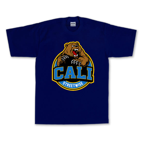 Grizzly T-Shirt (Navy)