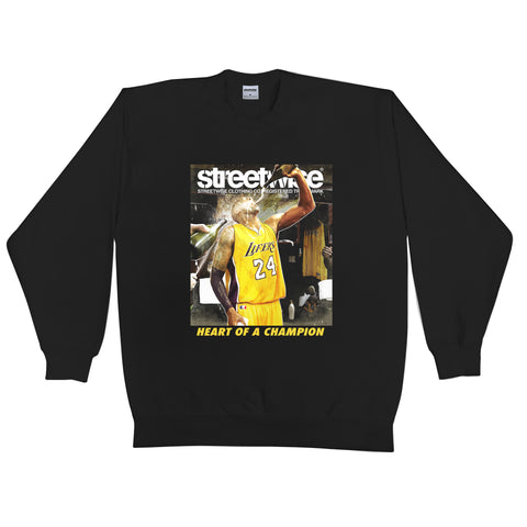 Champion Crewneck (Black)
