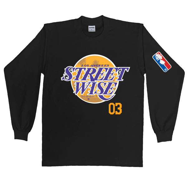 Home Team (LAK) Long Sleeve (Black)