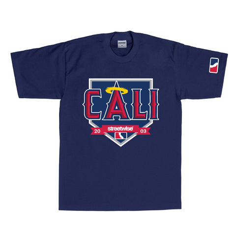 Home Plate T-Shirt (Navy)