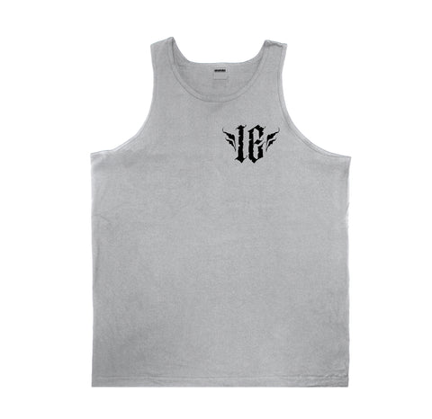 Inland Empire Tank | Socal Capsule (Gray)
