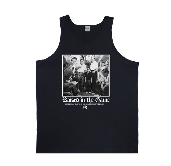 In The Game Tank (Black)