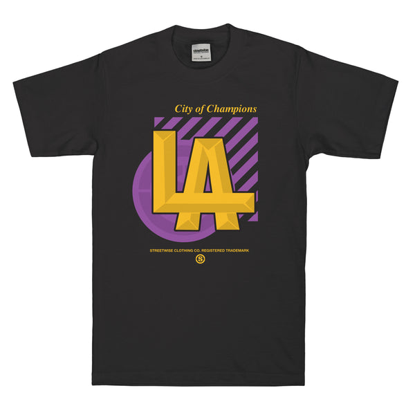 L.A. Champs T-Shirt (Black)