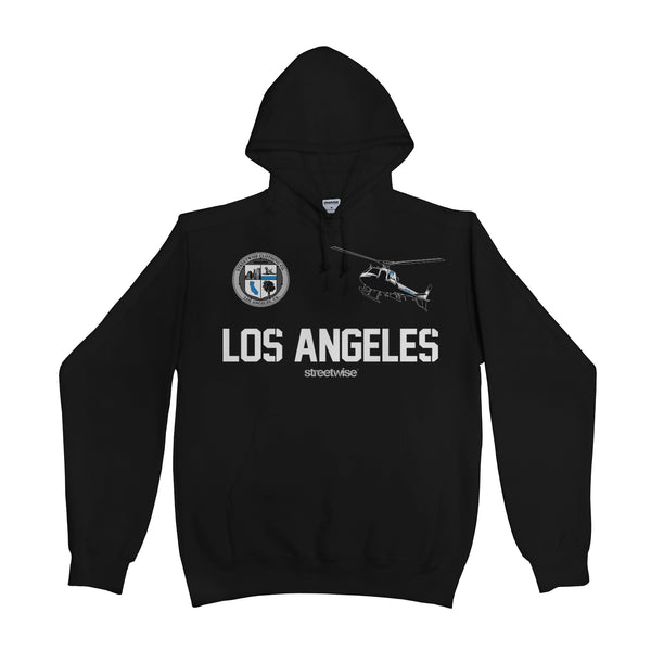 L.A. Polo Hoody (Black)