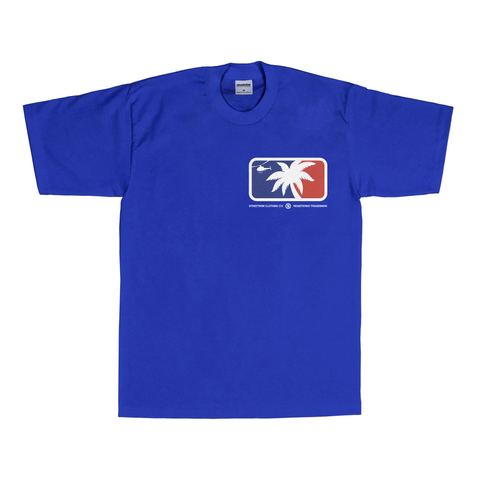 Major League 2.0 T-shirt (Royal)