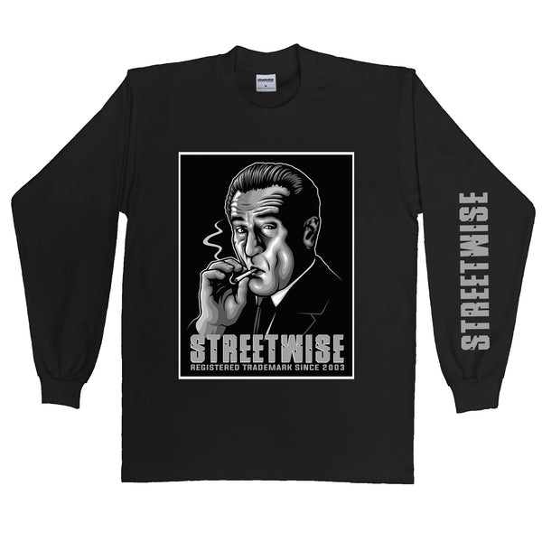 Made Man Long Sleeve (Black)