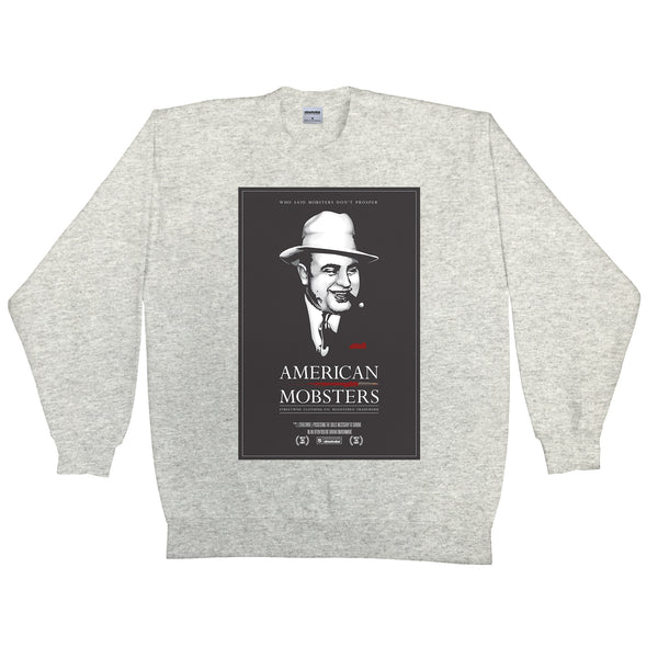 Mobster Crewneck (Gray)