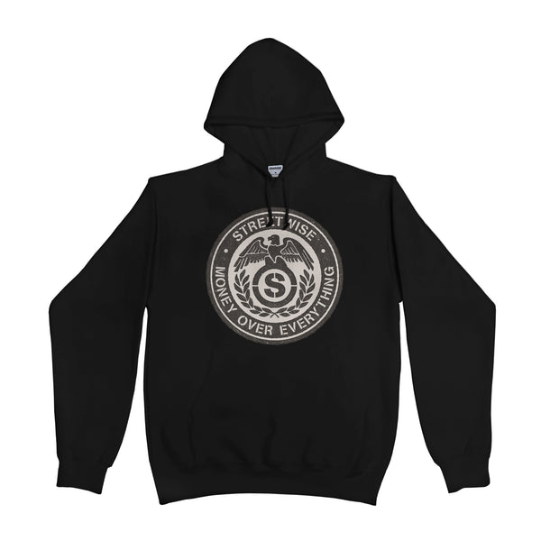 Money Over Everything Hoodie (Black)