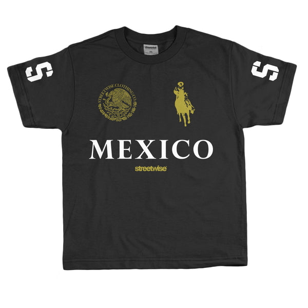 Narco Polo Kids T-Shirt (Black)