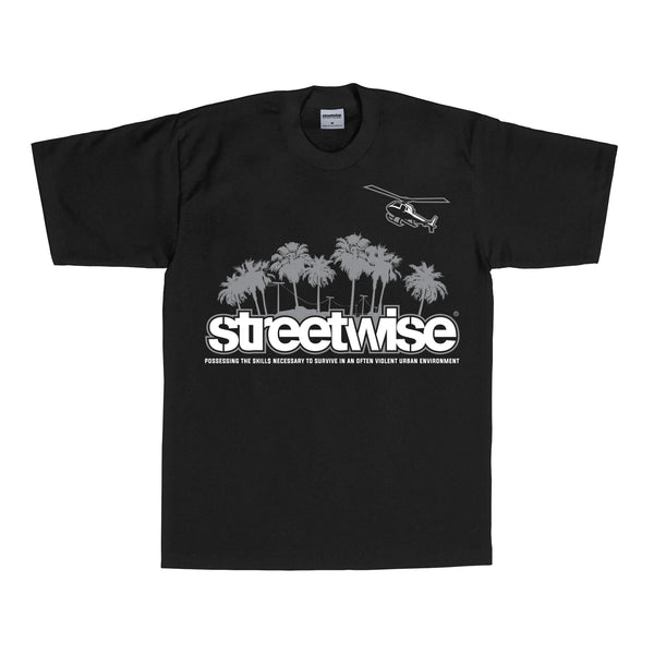 Neighborhood T-Shirt (Black)