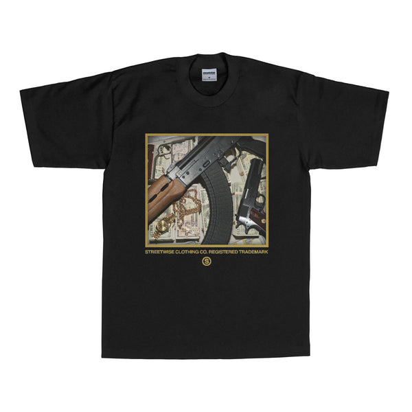 Paid In Full T-Shirt (Black)