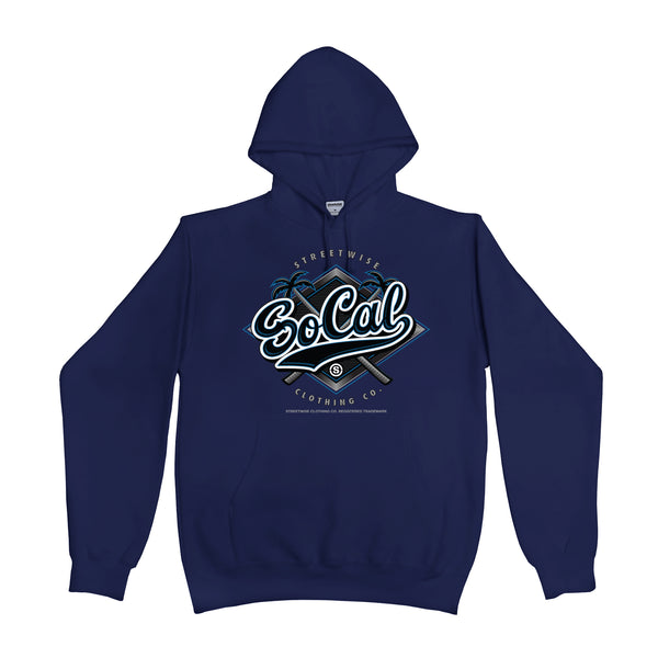 So Cal Clothing >> So Cal Team Hoody Navy