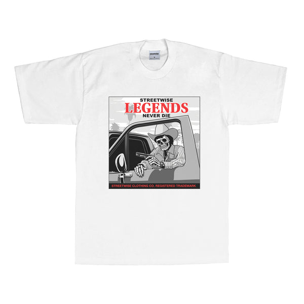 Street Legends T-Shirt (White)