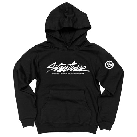 The Flow Kids Hoodie (Black)