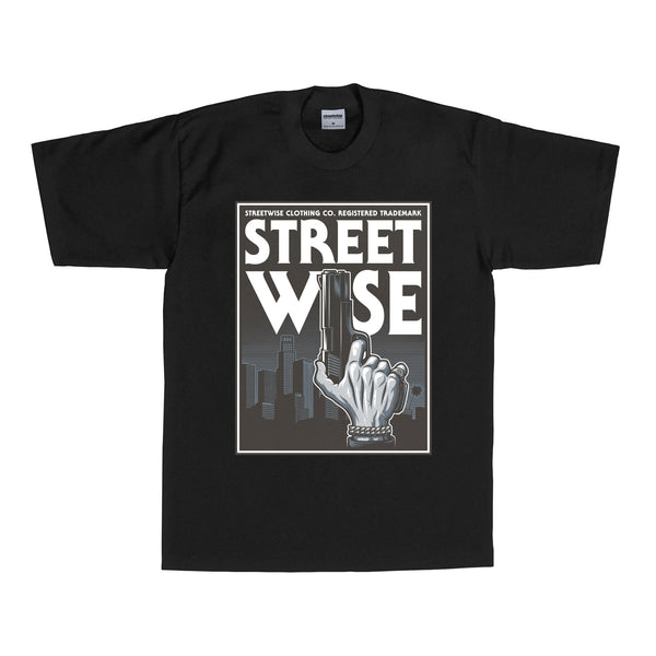 The Streets T-Shirt (Black)