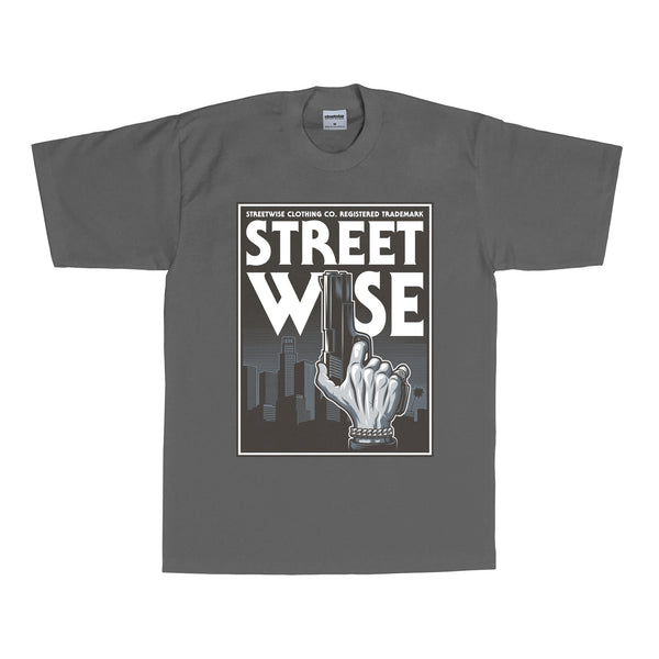 The Streets T-Shirts (Charcoal)