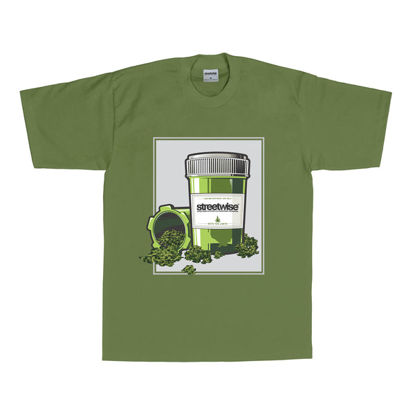 Top Shelf T-Shirt (Olive)