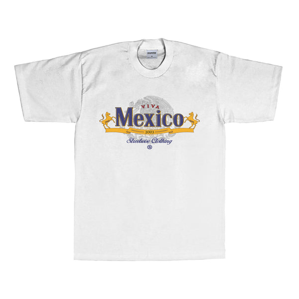 Viva Mexico T-Shirt (White)