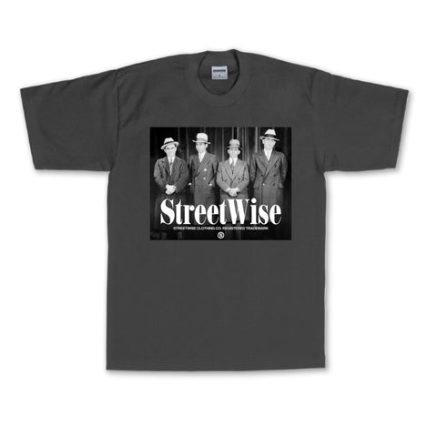 16efaced7cb Wiseguys T-Shirt (Charcoal)
