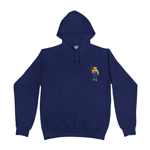 Bear Arms Hoody (Navy)