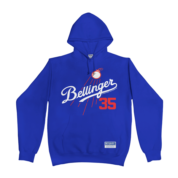 Belli Bombs Hoody (Royal)